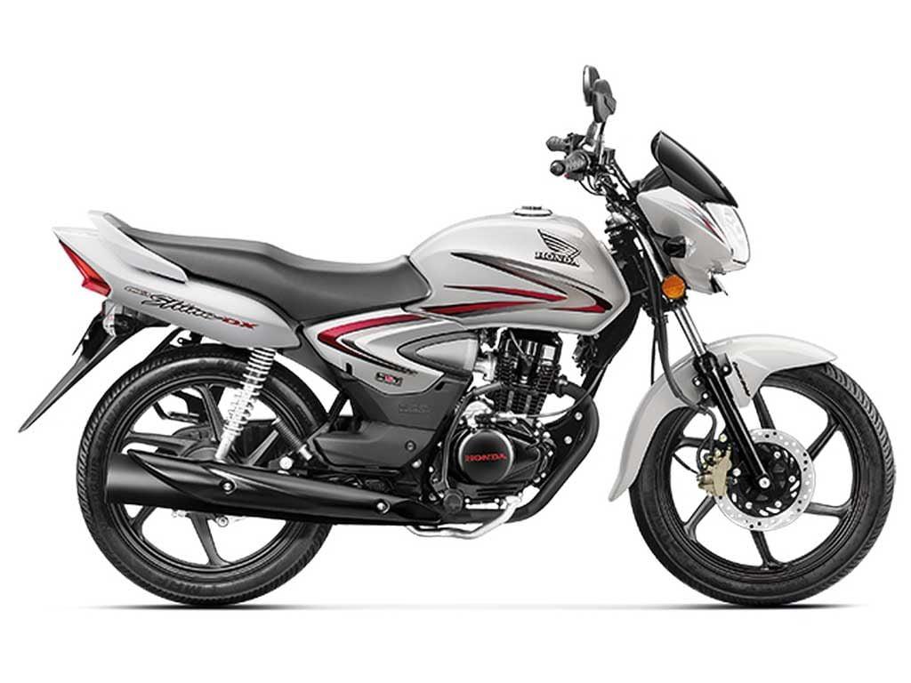 Honda-CB-Shine-White