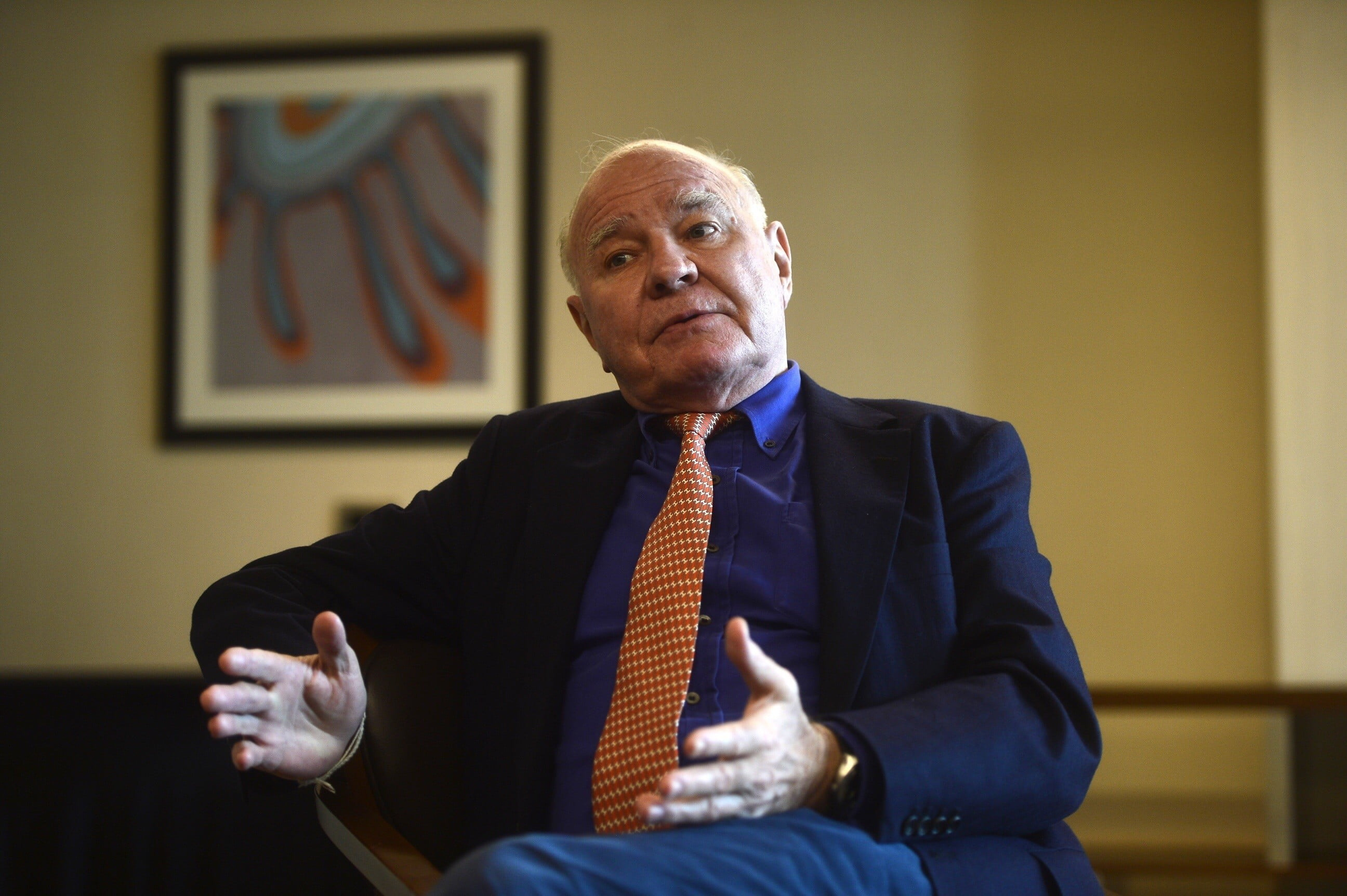 Stock market expert Marc Faber makes his first investment in BTC