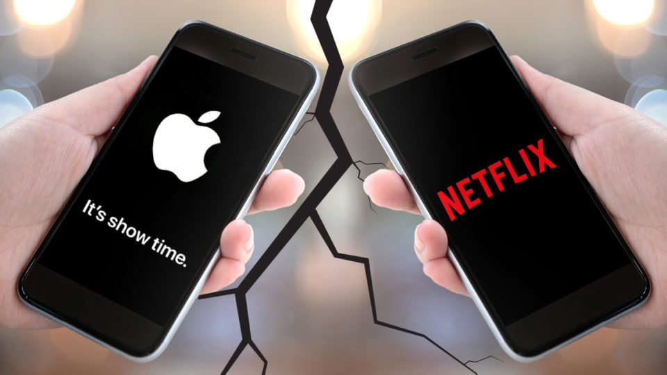 Netflix says no to collaborate with Apple TV