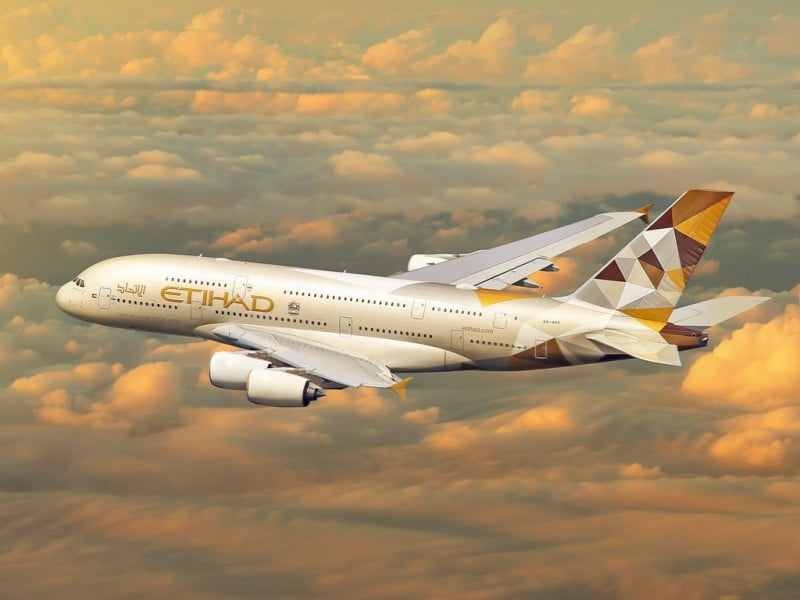 Etihad Airways Has Begun Boeing 787-9 Operations To Lagos