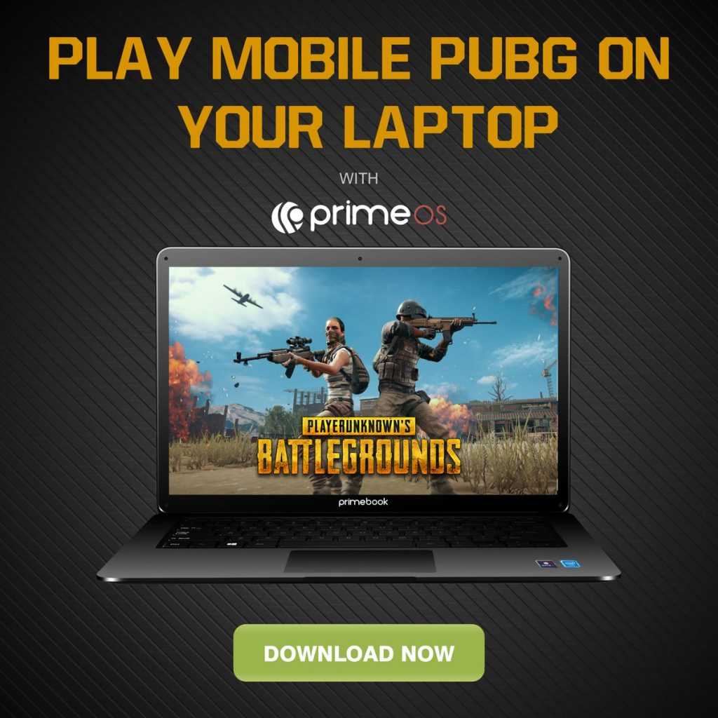How to play PUBG on PC with PrimeOS Android Emulator