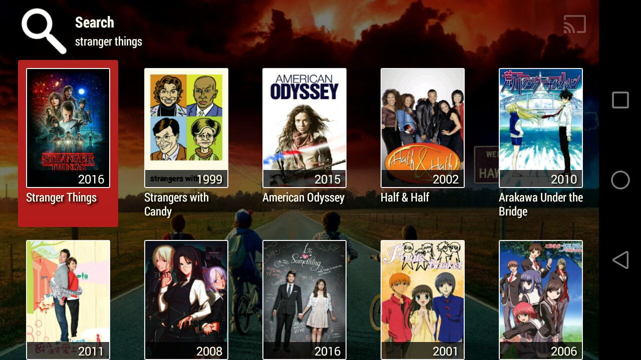 how does morpheus tv app look