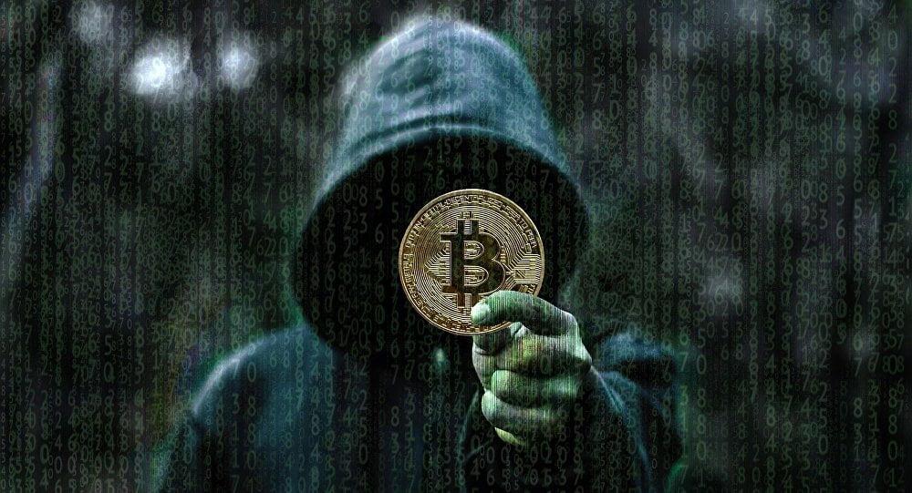 Bitcoin hacking image
