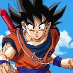 Goku in Dragon Ball Super upcoming movie