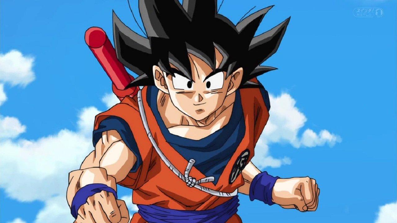 Goku in Dragon Ball Super upcoming movie