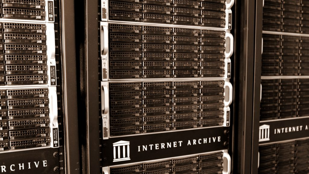 Internet Archive watch unlimited free movies