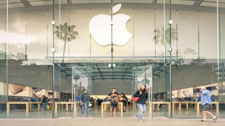 apple store in US