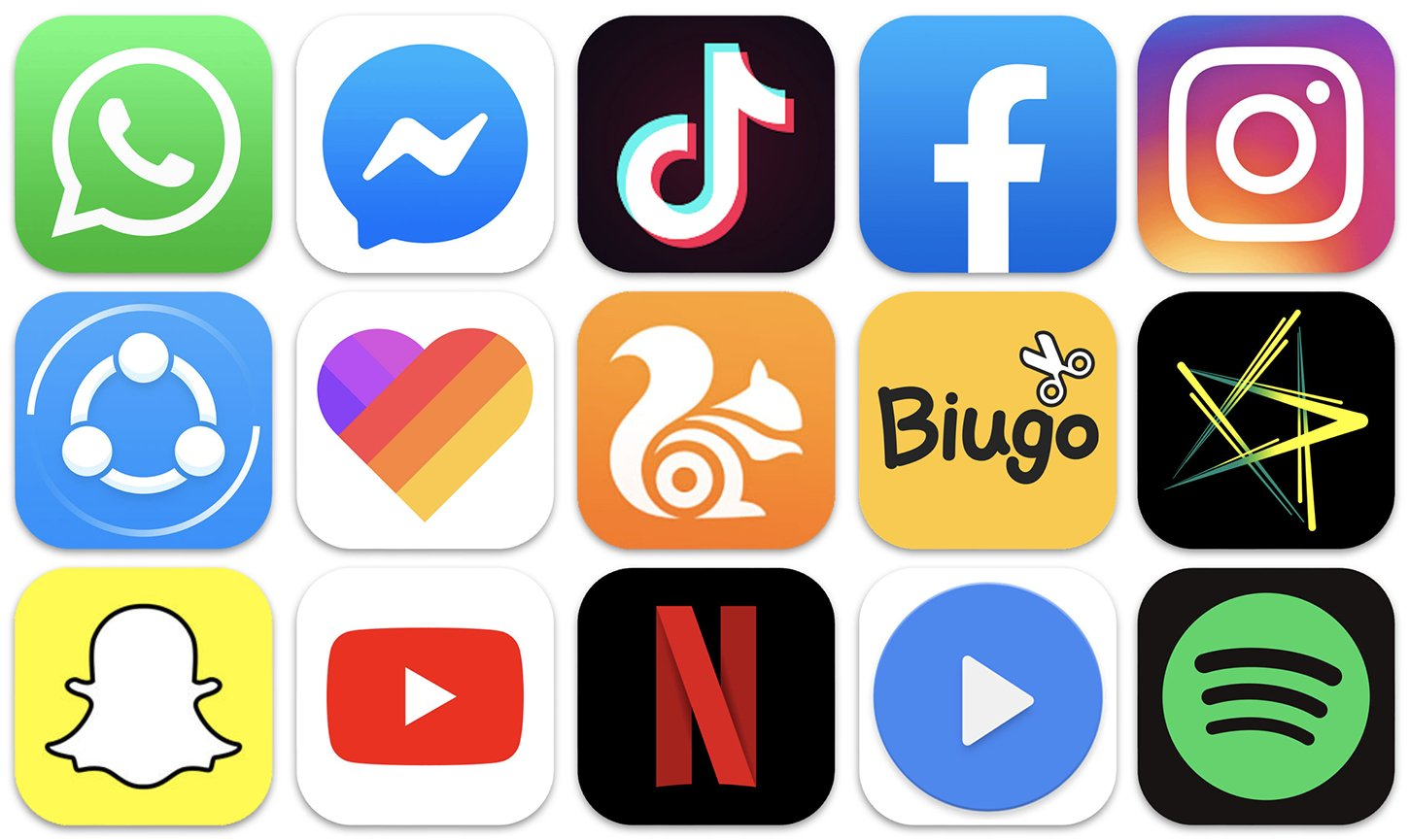 the most downloaded apps in 2019