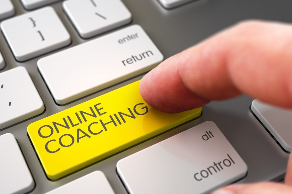 Coaching and Consulting Online