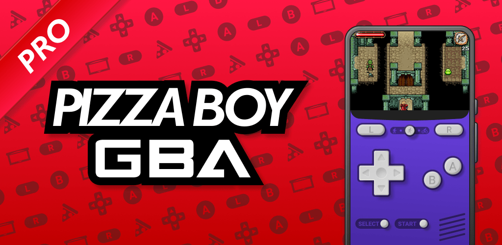 Pizza Boy GBA emulator
