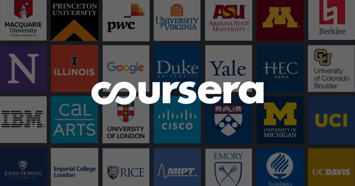 learning apps like Coursera