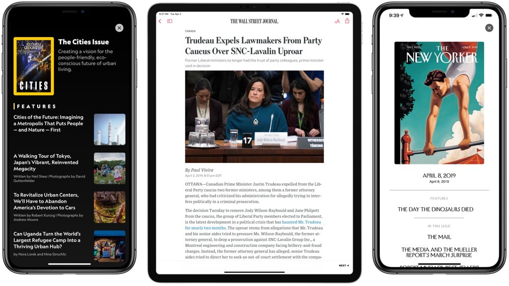 Apple news alternatives