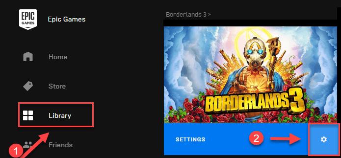 Borderland 3 not launching