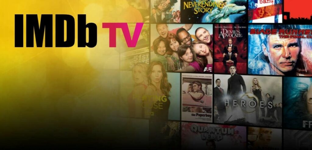 IMDb-TV vudu alternative