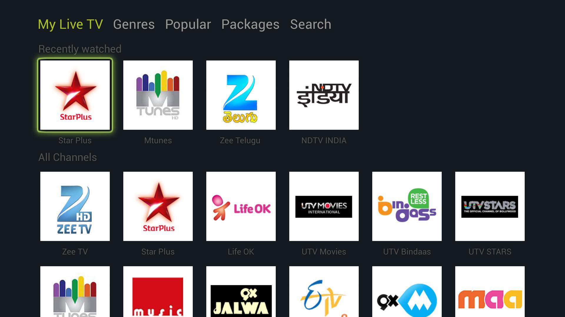YuppTV Alternatives