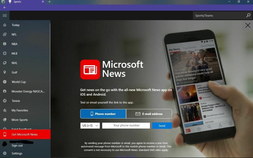 Microsoft News Alternatives