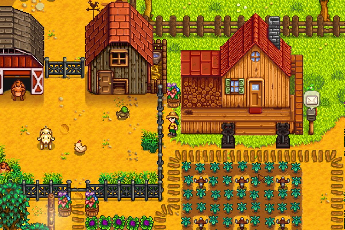 What happens if you die in Stardew Valley?