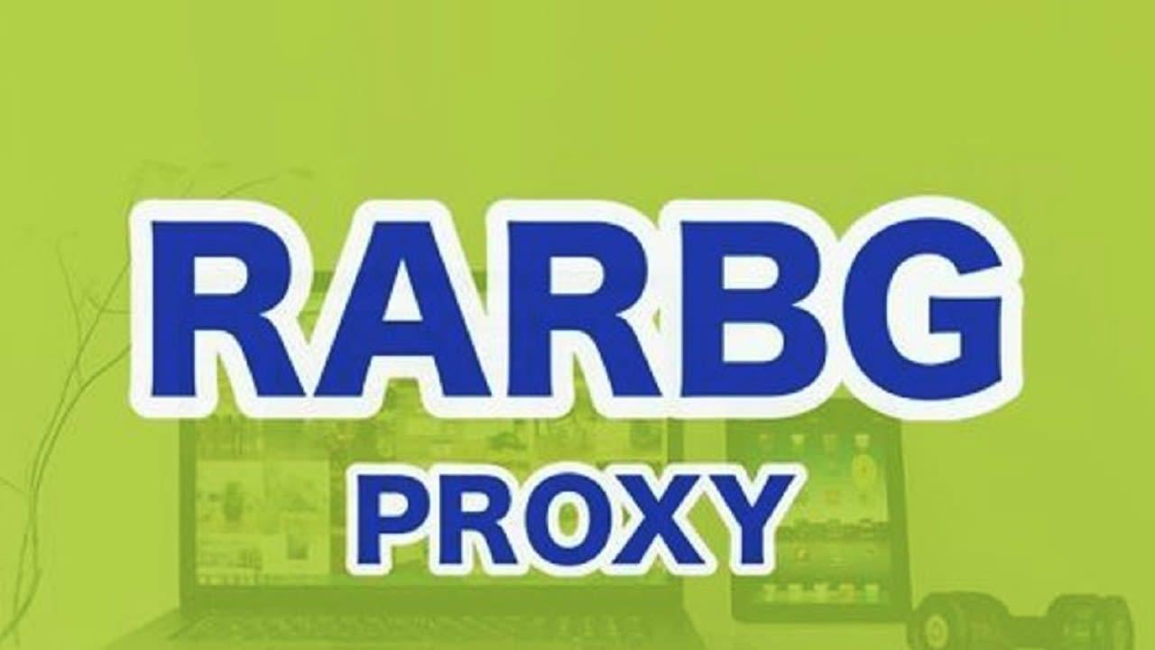 Rarbg proxy sites