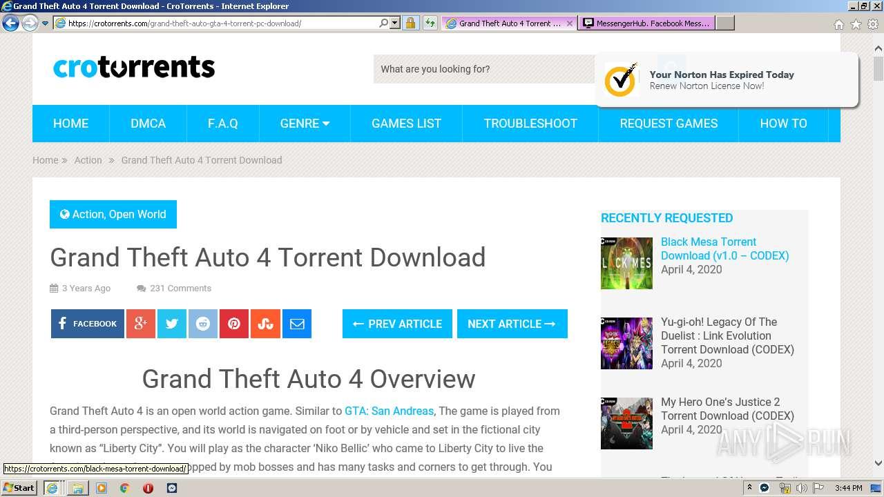 crotorrents alternatives