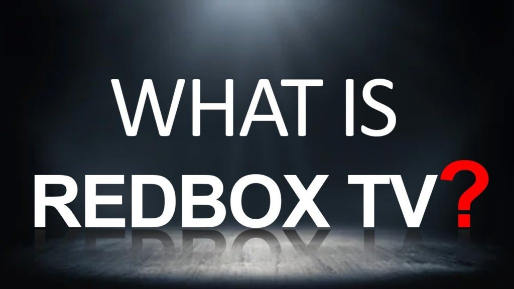 What is Redbox TV