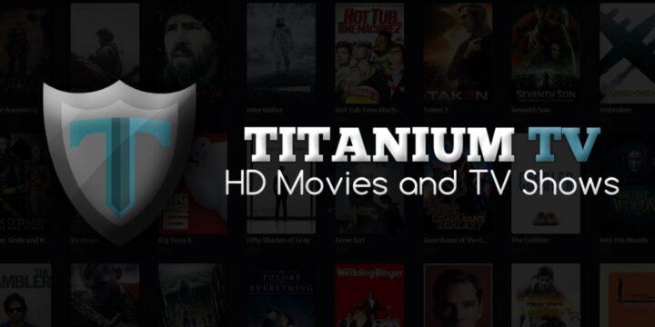 Titanium-TV-app