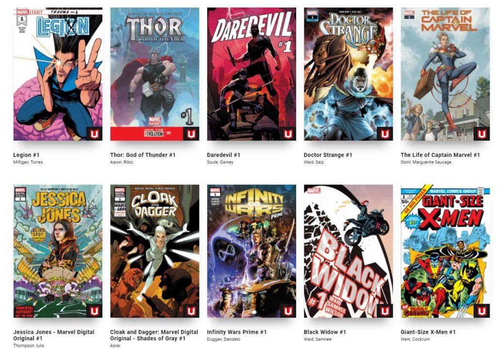 read comic online for free
